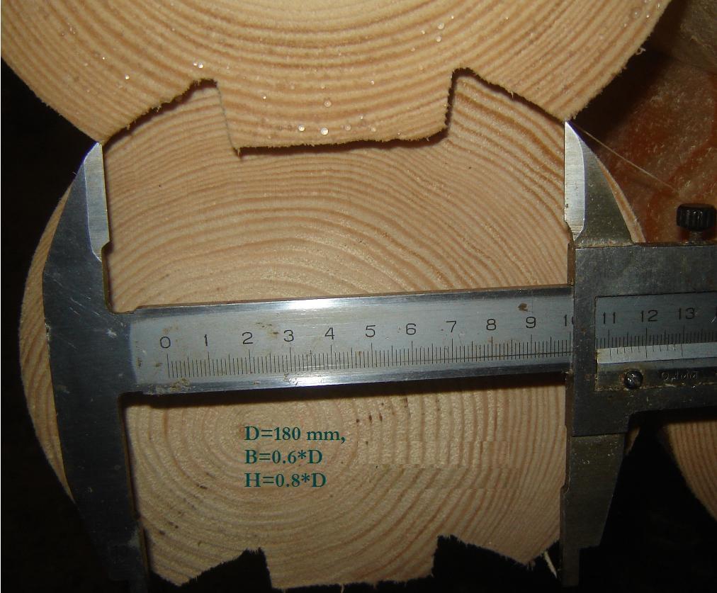 Посібник із вимірювання та оцінки якості деревини в круглому вигляді